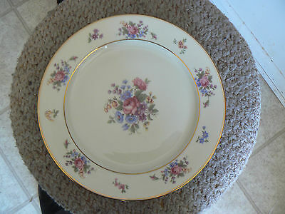 Tirschenreuth dinner plate (The Queens Rose) 12 available