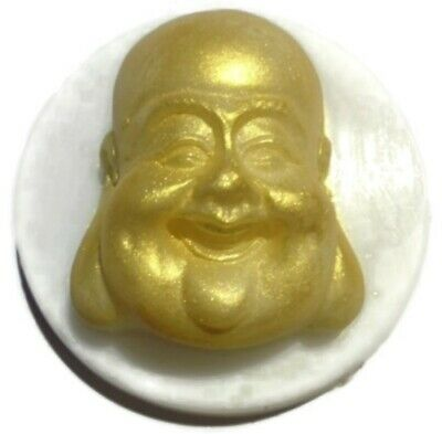 MELA BUDDHA HEAD MOULD-Soap/Candles/Melts,crafts, fun, Silicone New Hand Crafted