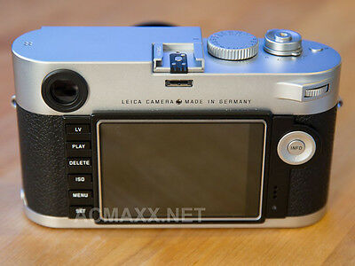 "ACMAXX 3.0"" HARD LCD SCREEN ARMOR PROTECTOR LEICA M M-P MP Typ 240 M240 typ240"
