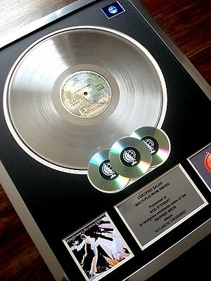 Rod Stewart Atlantic Crossing Multi Platinum Disc Record Award Album