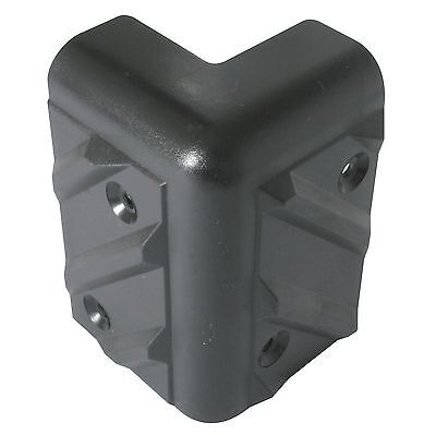 8 Speaker Flightcase Sub Corner Protectors Stackable