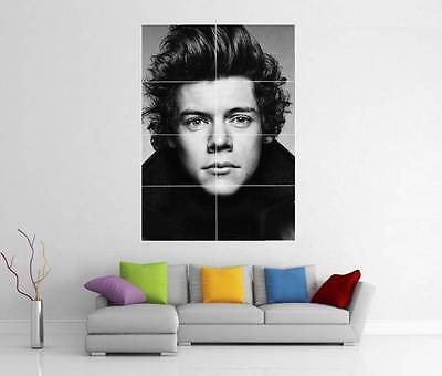 One Direction 1D Harry Styles Midnight Memories Giant Wall Art Print Poster H96