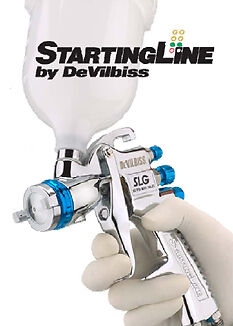 DeVilbiss SLG 1.3mm Spray Gun [SLG-610]