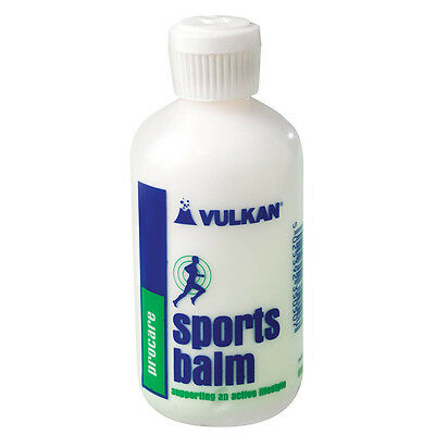 Vulkan Sport Balm Massage Oil Physio Soft Tissue Release Relax Body Muscle