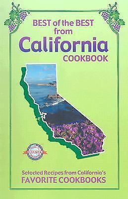 Best of the Best from California Cookbook-BRAND NEW