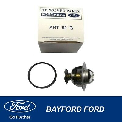 Ford Ea Eb Ed Ef El Falcon 6 Cylinder Thermostat And Gasket