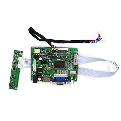 "HDMI VGA 2AV Reversing LCD Driver Board for 12.1"" 1CCFL LED 1024x768 LCD panel"