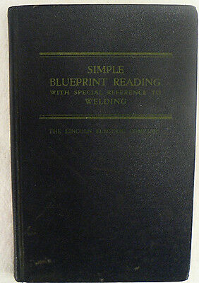Simple Blueprint Reading Booklet