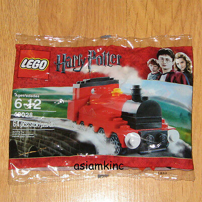 LEGO Harry Potter 40028 Mini Hogwarts Express Brand New Sealed