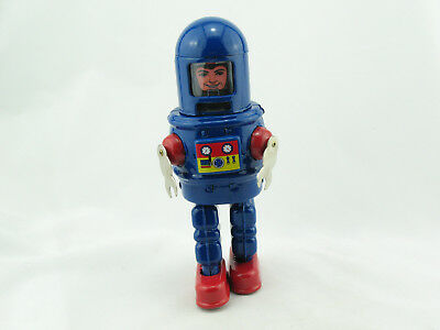 Blechspielzeug - Roboter Robby Robot with Sparkling Action  3810427
