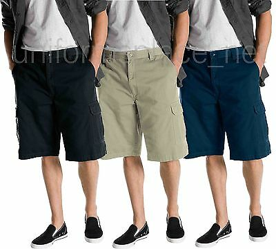 43214RBK Dickies Men/'s Cargo Shorts Black 13/'/' All Sizes NWT