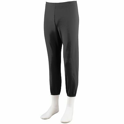 Augusta Sportswear Youth Elastic Cuffs Pull Up Softball Baseball Pant. 804