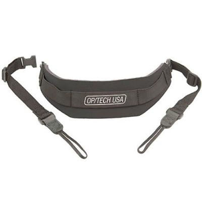 OpTech 1501372 Pro Camera Strap with Pro Loop Connectors - Black Op Tech Op/Tech