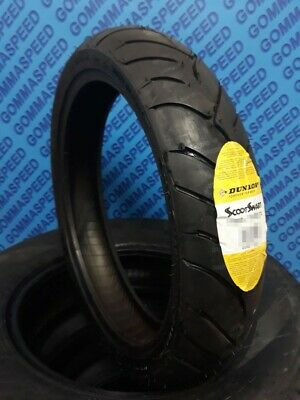 Gomma Scooter 120/80/14 58S Dunlop Scootsmart, Pneumatico Moto
