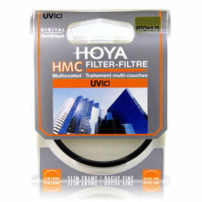 Hoya 62mm 62 mm HMC Multicoated Digital UV(C) Ultra Violet Camera Lens Filter