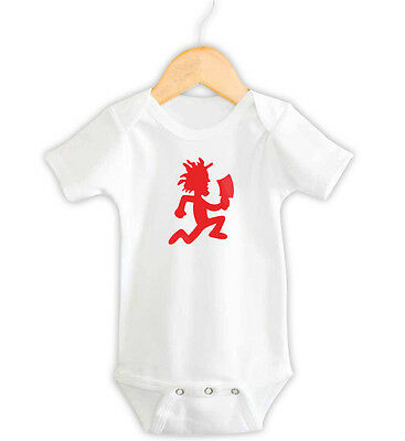 Hatchetman ICP Music Baby Funny Saying One Piece Bodysuit Children Kids