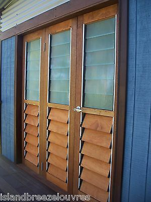 LOUVRE WINDOW GLASS LOUVRES FROSTED Satinlite Quality Glass