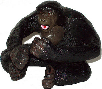 AAA 55024 Gibbon Wild Ape Animal Toy Model Figurine Replica - NIP
