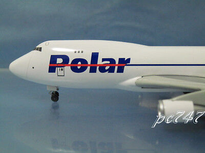 Official Scale 1:400 Polar Air Cargo B 747-400F N450PA