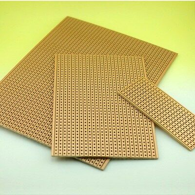 Strip Board Printed Circuit PCB Vero Prototyping Track (Packs of 5)