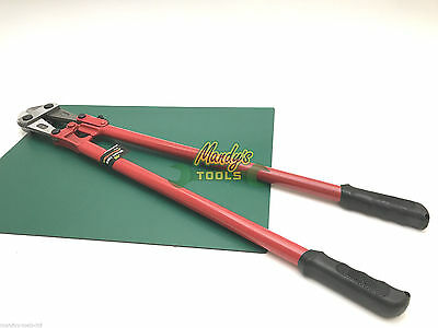 "Neilsen 36"" Bolt Cutters Croppers Wire Cable Bolt Cutting Tool Heavy Duty CT0298"