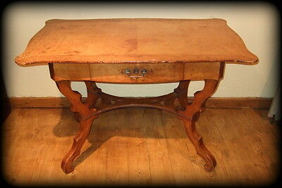 Antique Satinwood Dressing Table 19th Century
