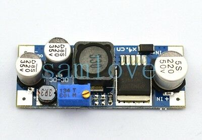New LM2596 Low Ripple DC Converter Step Down Power Supply In 4-40V Out 1.5-35V
