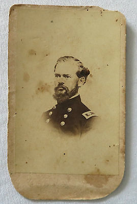 Civil War CDV of General James B. McPherson