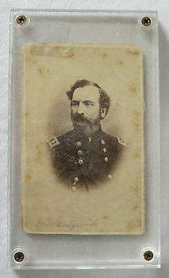 Civil War CDV of General John Sedgwick