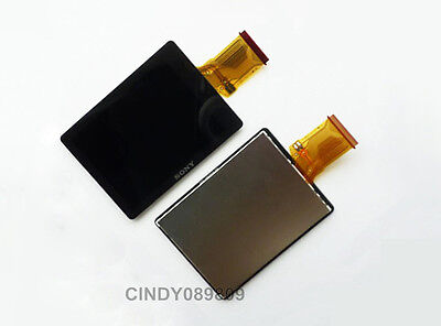 LCD Screen Display For Sony DSC- HX200V A65 A77 A57 with Backlight +outer window