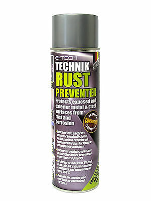 Rust & Corrosion Preventer -Protects exposed and exterior metal & steel surfaces