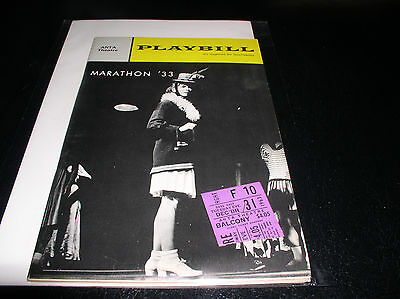 The Anta Theatre Playbill  December 1963