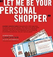 Personal Shopper- for any items, I can purchase them and ship to any address