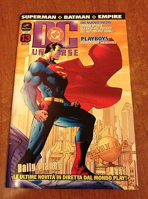 [V] DC UNIVERSE n. 13 nov 2004  play press OTTIMO