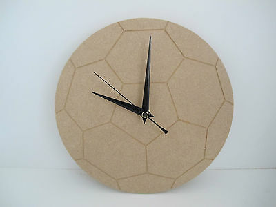 FOOTBALL WALL CLOCK with mechanism special offer