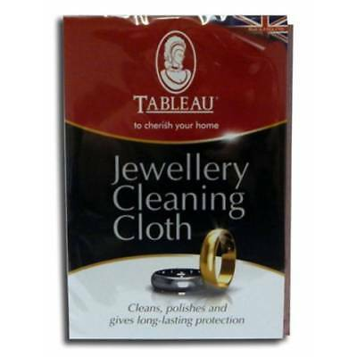 Tableau Jewellery Cleaning Cloth Duster RJC