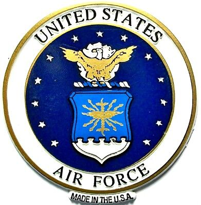 United States Air Force Seal Fridge Magnet