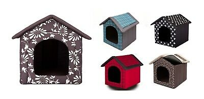 Kennel for dog house pet bed cat fabric kennels