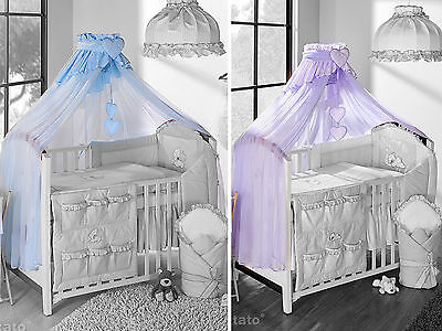 Canopy Drape Mosquito Net Drape Rod Holder Fits Cots And Cot Beds Clearance Sale