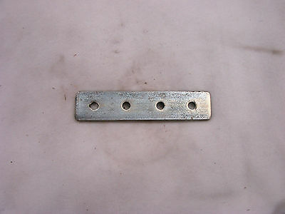 MBW Blitzscreed Concrete Screed Plate Splice P/N 08838  **NEW**  OEM