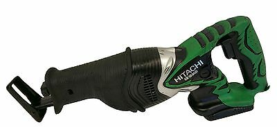 Hitachi Cordless CR18DMR Sawzall Reciprocating Saw