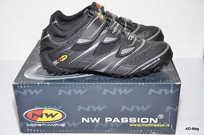 Chaussures Vélo VTT - NORTHWAVE - Touring - Black - T 39 / 45 - NEUF