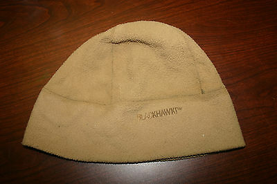 Blackhawk Low Profile Watch Cap, Beanie Coyote, Used