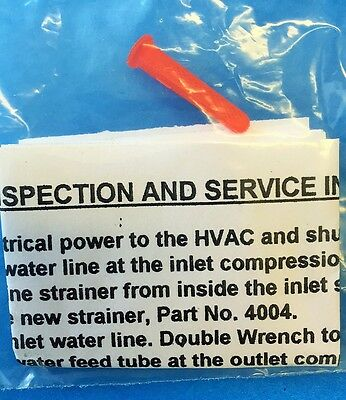 OEM 4004 AP-4004 Aprilaire Humidifier #4004 In Line Strainer Water Filter