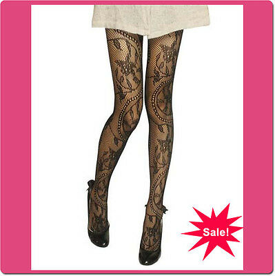 Fishnet Tights Women's Fashion Pantyhose with Various Patterns for Clearance