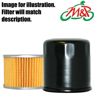 VN 1500 SE 1992 High Quality Replacement Oil Filter