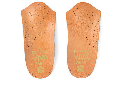 Pedag Viva-Mini Holiday Orthotic Arch Support Insole Insert Plantar Fasciitis