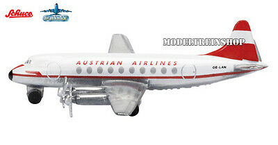 Schabak 1:600 #3551577 - Airplane Vickers Viscount - Austrian Airlines