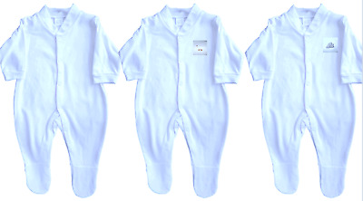 Babygrow 100% Cotton,body Sleepwear Sleep Suit Playsuit Romper,new/born To 18Mth