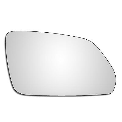 Right Hand Drivers Side Skoda Octavia 1996-2005 Convex Wing Door Mirror Glass
